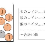 重み付けの抽選を行うアルゴリズム